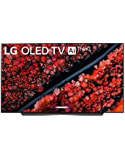 "LG OLED55C9PUA Alexa Built-in C9 Series 55"" 4K Ultra HD Smart OLED TV (2019)"