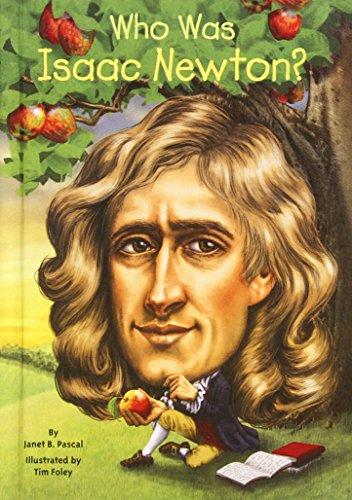 Who Was Isaac Newton? (Turtleback School & Library Binding Edition) by Turtleback