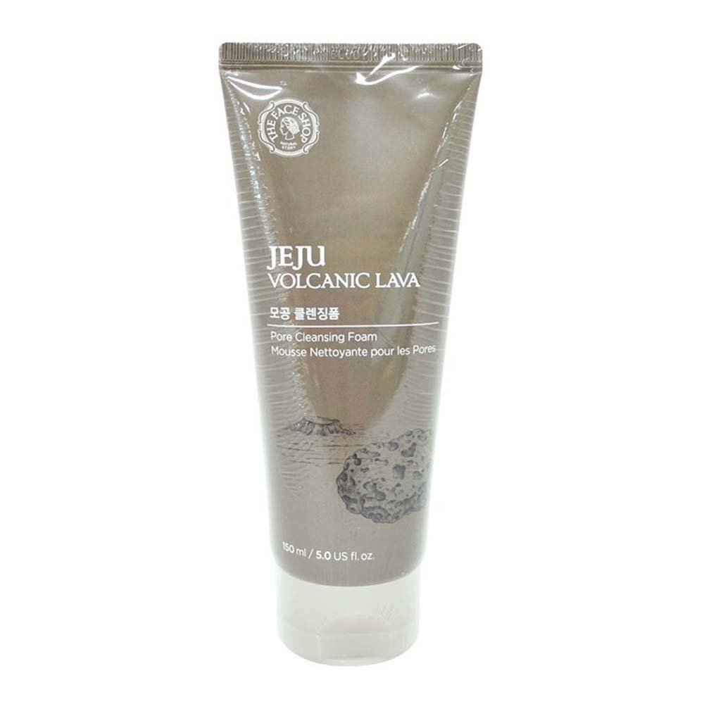 Diy Volcanic Acne And Skin Cleansing Face Mask: Amazon.com : The Face Shop Jeju Volcanic Lava Pore Face