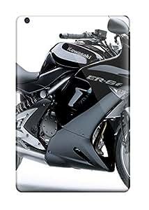 Hot FBZpCSG3898pfbLr Kawasaki Motorcycle Tpu Case Cover Compatible With Ipad Mini/mini 2