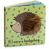 Jellycat If I were a Hedgehog Book