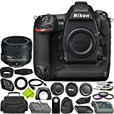 Nikon D5 DSLR Camera (Body Only, Dual CF Slots) + Nikon?AF-S NIKKOR 50mm f/1.8G Lens Bundle For Sale