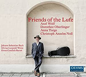 Friend of the Lute