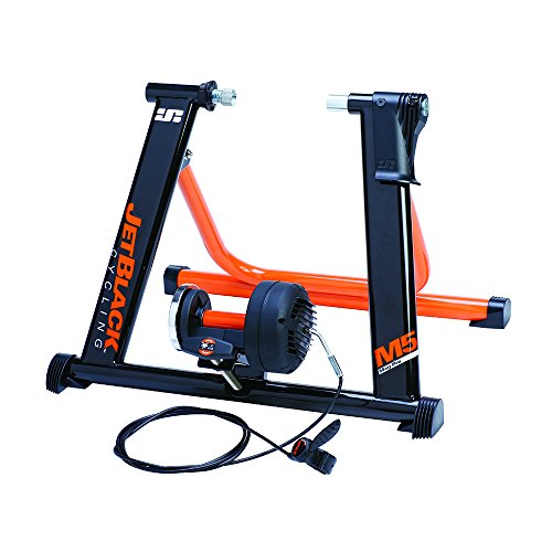 jet black cycling trainer - 4