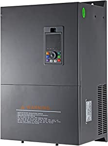 ATO High Performance VFD Inverter, 220V VFD Drive 15HP 11kw, Variable Frequency Drive for Motor Speed Control (20 hp (15 kW))