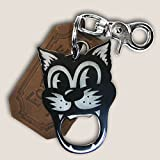 Trixie & Milo – The Gentleman's Bottle Opener & Key Ring (Tomcat) For Sale