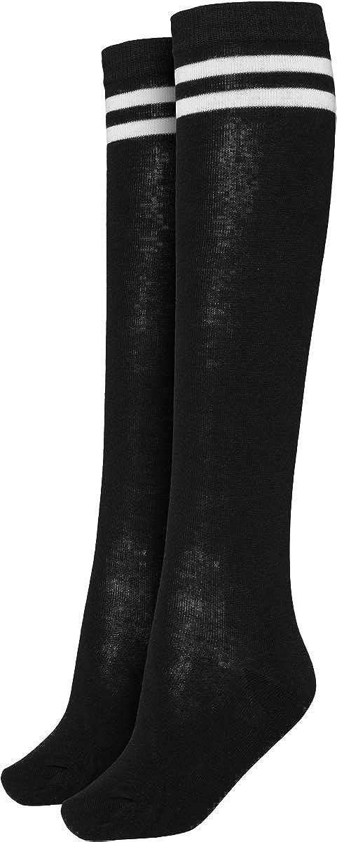 Urban Classics Ladies College Socks Calze Donna