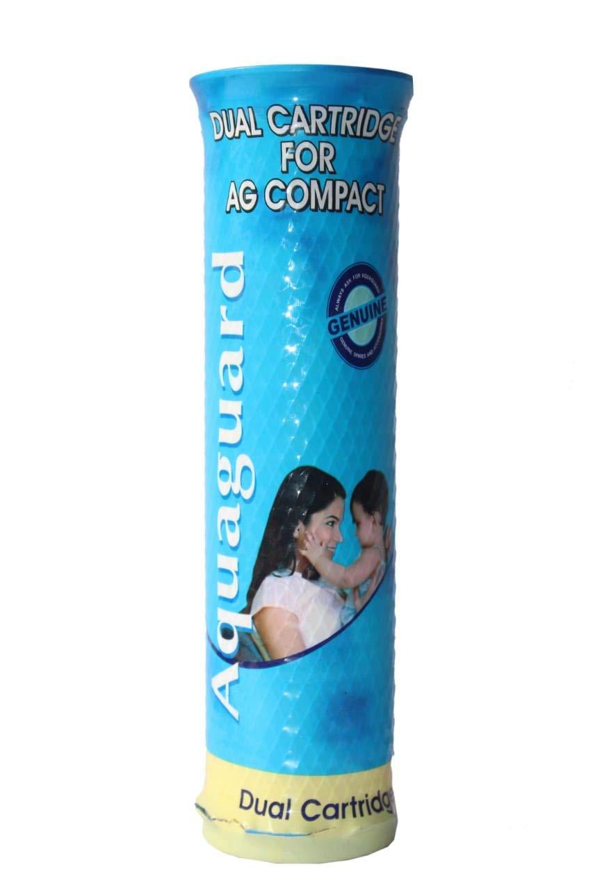 Aquaguard Water Purifier Compact UV Filter Dual Cartage