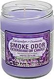 Smoke Odor Exterminator 13oz Jar Candle, Lavender Chamomile