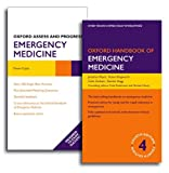img - for Oxford Handbook of Emergency Medicine and Oxford Assess and Progress: Emergency Medicine Pack (Oxford Medical Handbooks) book / textbook / text book