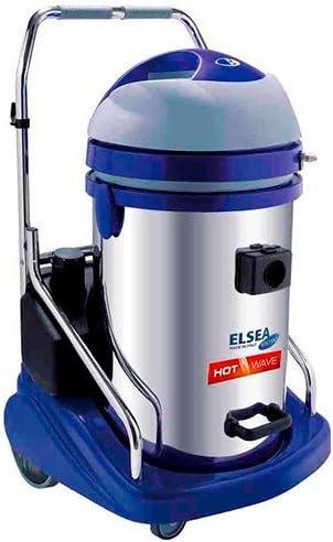 Elsea – Cafetera caliente para inyección y extracción 77 litros acero inoxidable – especial alfombra – 230 V – 3300 W – Estro hotwave 250 – ewiv250h: Amazon.es: Bricolaje y herramientas