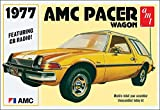 AMT 1008 1977 AMC Pacer Wagon 1:25 Scale Plastic Model Kit - Requires Assembly