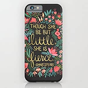 LarryToliver You deserve to have Little & Fierce on Charcoal For iphone 5c Cases