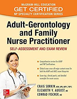 Adult gerontology and family nurse practitioner self assessment and adult gerontology and family nurse practitioner self assessment and exam review nursing malvernweather Choice Image