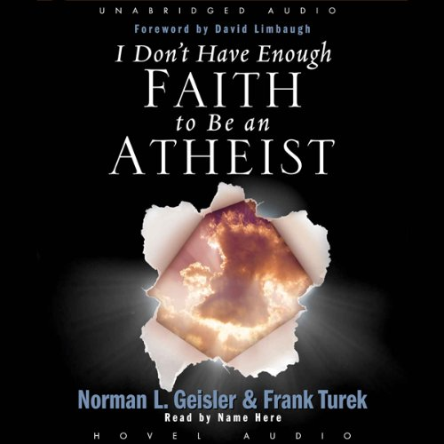 I Don't Have Enough Faith to be an Atheist Audiobook [Free Download by Trial] thumbnail