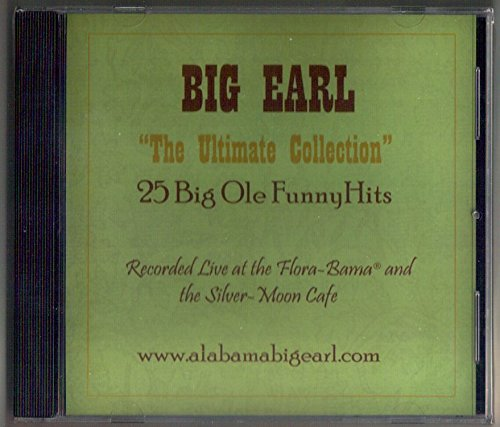"Price comparison product image Big Earl ""The Ultimate Collection"" 25 Big Ole Funny Hits"