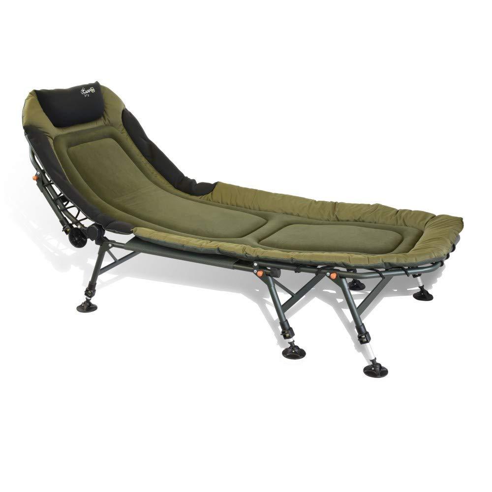CarpOn Campbed Adapt Outdoor Bett Camping Camping Karpfenliege 200-210cm