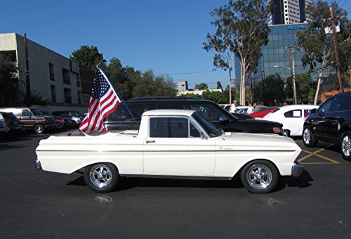 Amazon Com Standard Flag Holder For A Classic Truck Made N The Usa