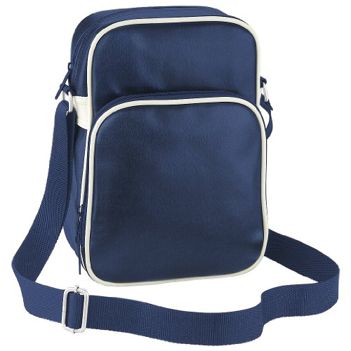 Airline Original Off BagBase Reporter Navy Bag Navy French Off French White White Z15q5wd