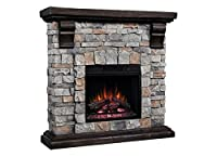 Classic Flame Pioneer Stone Electric Fir...