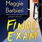 Final Exam: A Murder 101 Mystery, Book 4 | Maggie Barbieri
