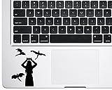 Trackpad Daenerys Targaryen Game of Thrones Emilia Clarke Mother of Dragons Macbook Decal Vinyl Sticker Apple Mac Air Pro Retina Laptop sticker