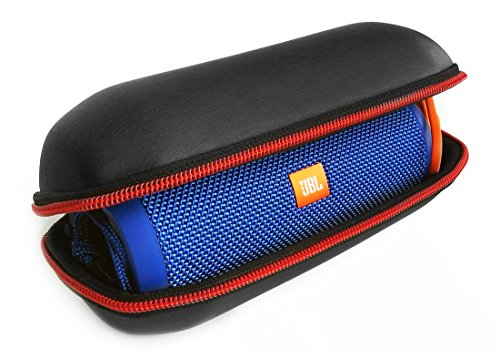 FitSand (TM) Carry Flip Travel Zipper Sleeve Portable Protective Hard Case Cover Bag Box for JBL Flip 3 Bluetooth Speaker