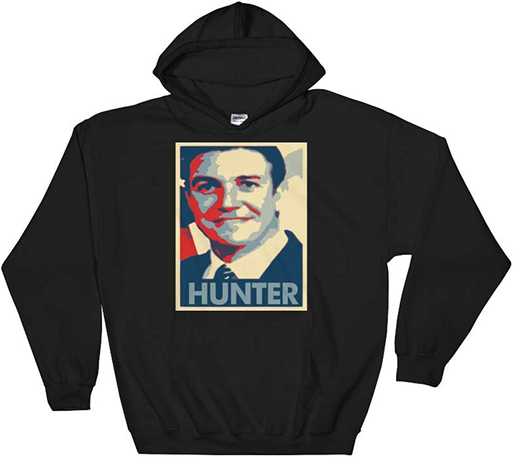 Hunter Hoodie Political Parody with Duncan D