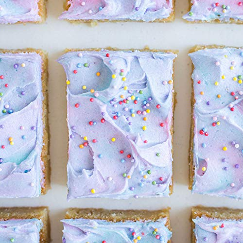 Miss Jones Baking 90% Organic Birthday Buttercream Frosting, Perfect for Icing and Decorating, Vegan-Friendly: Confetti Pop (Pack of 6) by Miss Jones Baking (Image #8)