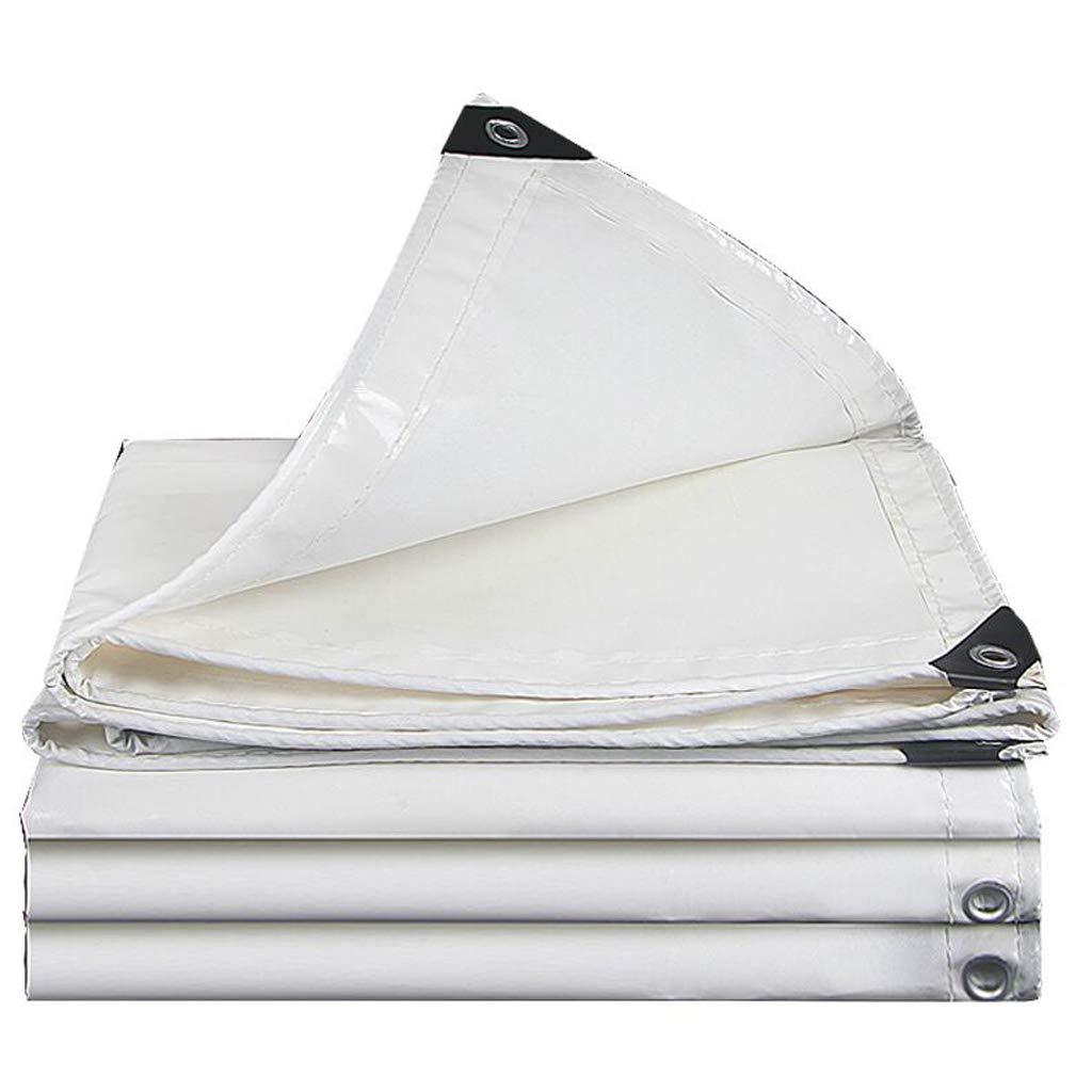 Plane LINGZHIGAN Weiße Dicke Sonnencreme LKW Messer Messer Messer Scraping Tuch Leinwand Regen Tuch Regen Abdeckung B07K19FG9W Zeltplanen Attraktiv und langlebig 97c53c