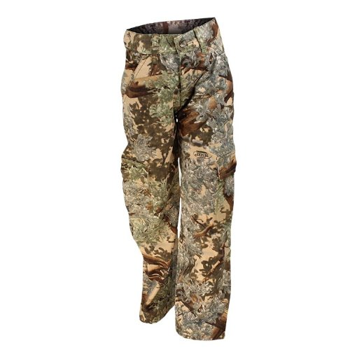 King's Camo Kids Cotton Six Pocket Hunting Pants, Desert Shadow, Youth 14/16