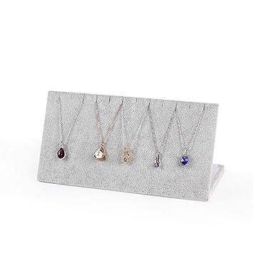 Velvet Glass Jewelry Ring Display Organizador Caja, Bandeja ...