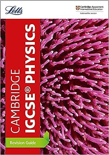 Cambridge IGCSETM Physics Revision Guide Letts Cambridge