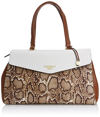 Womens Natural Tote Mix Fiorelli Madison Snake FH8218 4CqvvwdT1n