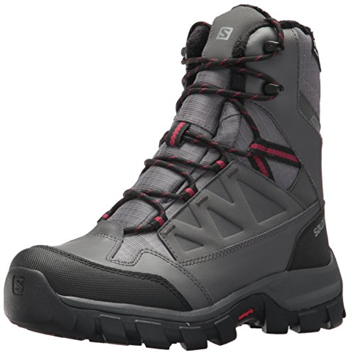 Chaussures Gris Chalten D'hiver Cswp Salomon W Ts 8RHIwCq