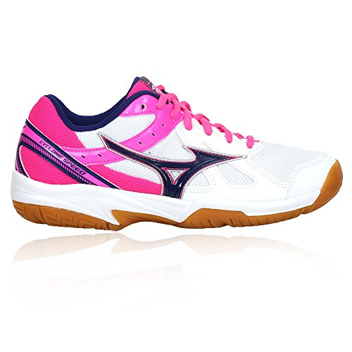 Mizuno Indoor Women's Shoes SS18 Cyclone Court Speed Pink 4x4wv1qnaC