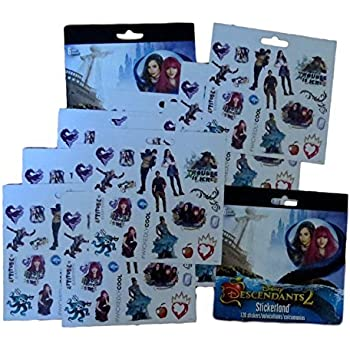 Amazon.com: 8 Count Disney Descendientes 2 Mini Bolígrafos ...