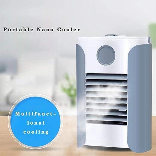 ASDASD Mini refrigerador de Aire portátil portátil purificador de Aire ...