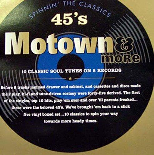 VARIOUS MOTOWN & MORE 45 rpm single