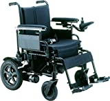 Drive Medical CPN22FBA Cirrus Plus Heavy-Duty Folding Power Wheelchair Rear-Wheel Drive, 22