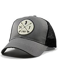 Men's New Jersey Arrow Patch Trucker Hat