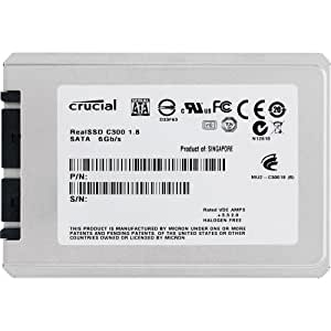 128GB Crucial Realssd C300 1.8