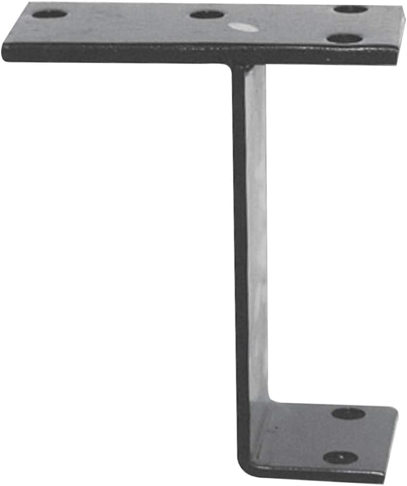 GG Grand General 80140 Black Mounting Bracket for 1 Piece Light Bar