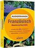 Audiotrainer Französisch Basiswortschatz. 2 CDs: 1500 Wörter mit Beispielsätzen