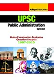 UPSC - public Administration optional