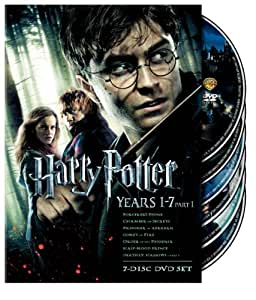 Harry Potter Years 1-7 Part 1 Gift Set