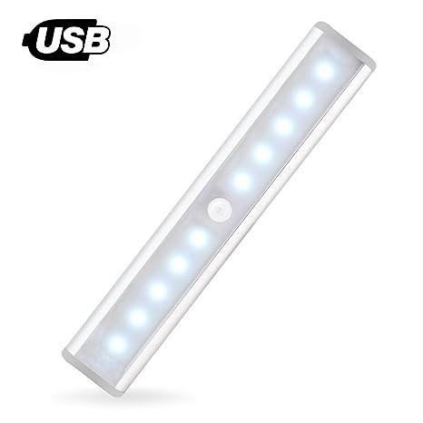 [nuevo] Sensor de movimiento luz para armario – JEBSENS T05 – 1 unidades USB