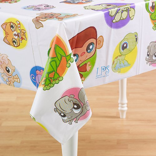 Designware Littlest Pet Shop Table Cover -