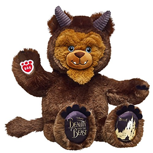 Build A Bear Workshop Disney's Beauty and The Beast - Beast