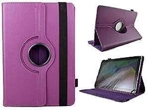 "theoutlettablet® Funda Giratoria 360º para Tablet Ingo Skylanders 7"" - MORADO"